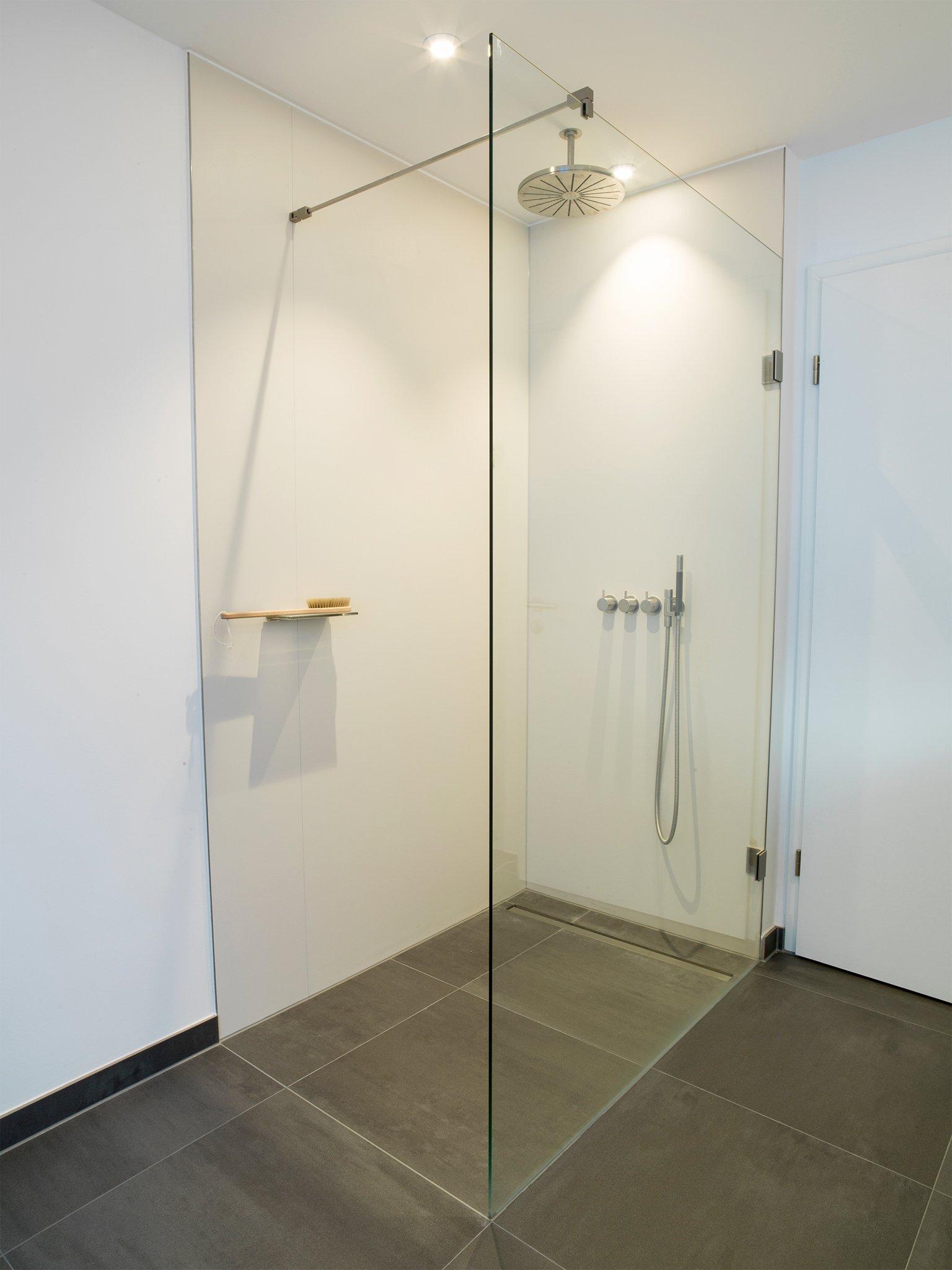 Umbau Zum Barrierefreien Badezimmer.